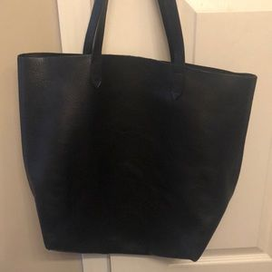 Madewell Transport Tote (Black)